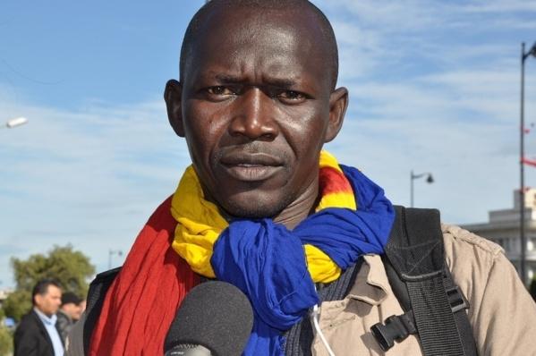 Makaïla Nguebla remercie ses soutiens