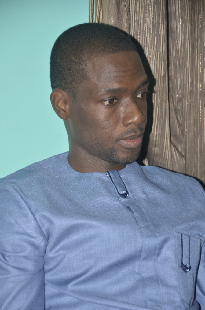 Collectif des jeunes entrepreneurs: Birane Ndour et cie présentent leurs condoléances à Leral