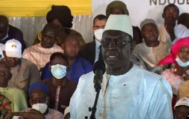 Attaque de sa maison paternelle à Ndouloumadji : la réaction du président Macky