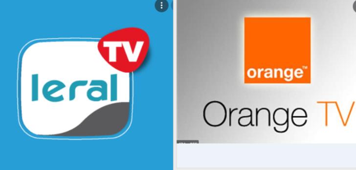La chaîne LERAL TV, désormais disponible sur le bouquet Orange de la TVO, au Canal 8