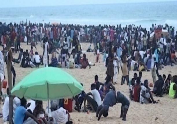 Les noyades vite « digérées »: La plage de Malika toujours envahie par les jeunes