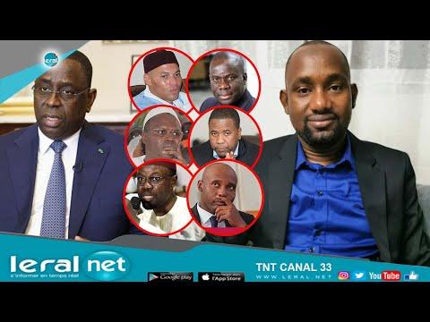 """Gaoussou Koma: """"Macky Sall a infiltré l'opposition, le M2D travaille pour lui faciliter la tâche..."""""""