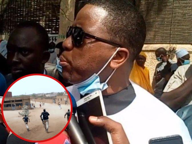 Tournée « Tibb Tank »: Le cortège de Bougane Gueye Dani attaqué