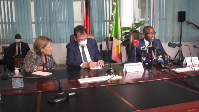 Production de vaccins anti covid: L'Allemagne offre 20 millions d'euros, non remboursables, à l'Etat du Sénégal