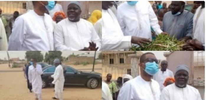 Youssou Ndour à Pire chez Ndoye Bane: Regardez comment il a été accueilli et le cadeau que les Pirois lui ont offert (Vidéo)