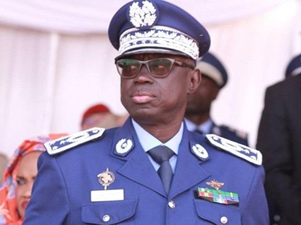 Départ du Haut commandant de la Gendarmerie: les dessous du limogeage du Général Jean Baptiste Tine