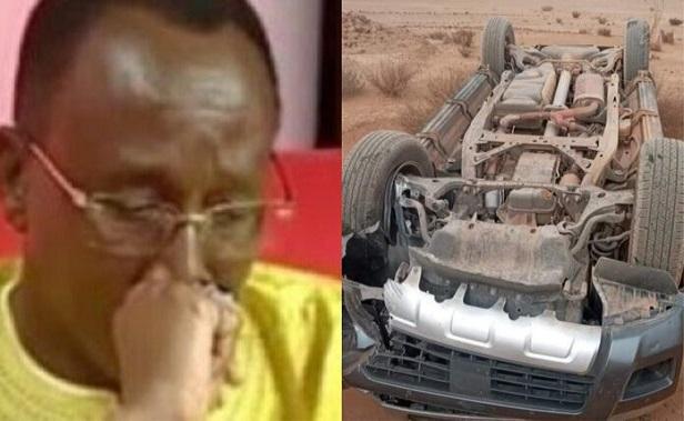 Abdoulaye Mbaye Pekh revient sur les circonstances de son accident : «...J'ai échappé à la mort !»