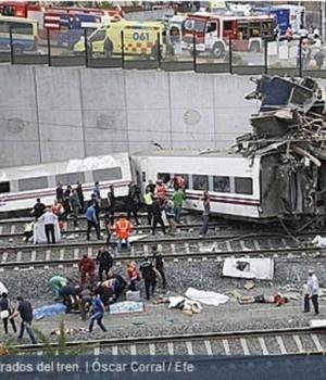 Espagne: déraillement mortel d'un train près de Saint-Jacques de Compostelle (bilan 56 morts)