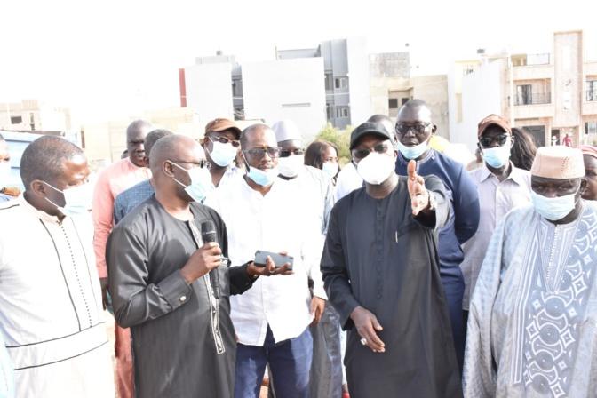 Sangalkam: Les cités nouvellement rattachées à la commune, adhèrent massivement à la vision de Oumar Guèye