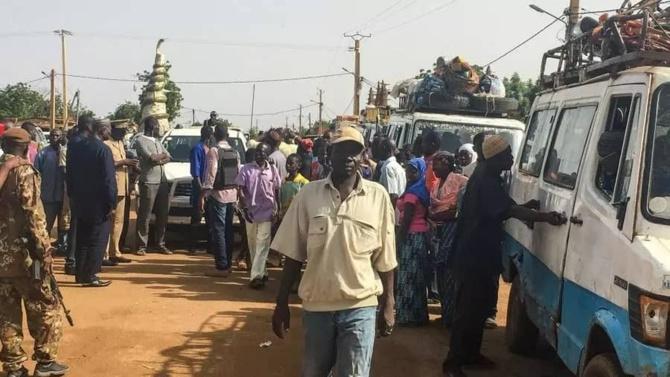 Diouloulou: La Gendarmerie arrête deux trafiquants avec 273 kg de yamba et...