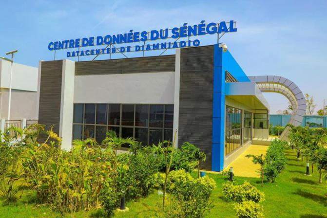 Stockage et d'hébergement des données administratives: Le Datacenter de Diamniadio inauguré
