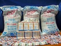 Ramadan : La Turquie décharge 109 tonnes de sucre à Matam