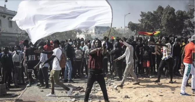 Célébration du 23 juin au terrain des Hlm Grand-Yoff: Le mouvement M2d avertit