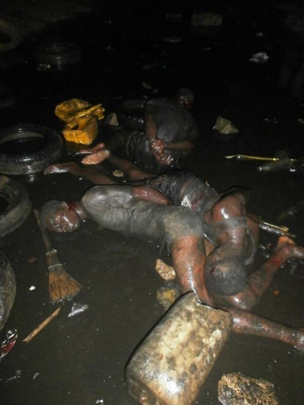 Médina Gounass-Guédiawaye: Trois présumés agresseurs sauvagement lynchés par une foule en colère (Ames sensibles s'abstenir)