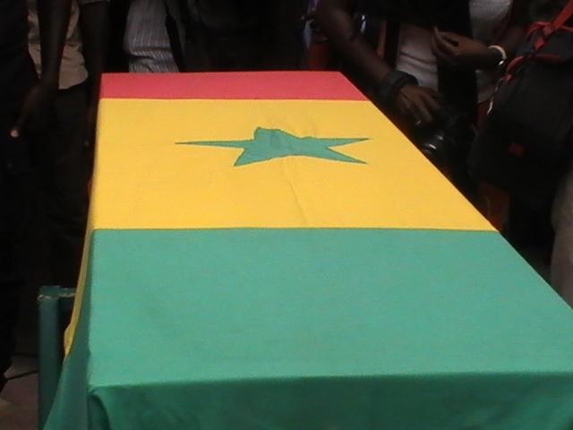 Mort d'un soldat sénégalais de la Minusma: Le corps sera transféré à Dakar le 3 juillet prochain