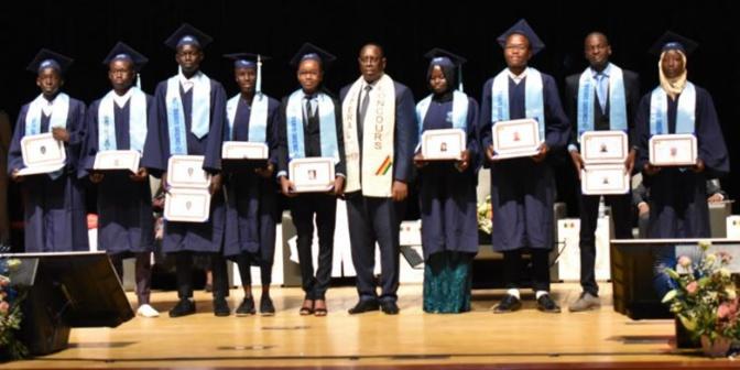 Concours général: Ndèye Awa Sarr, meilleure élève du Sénégal