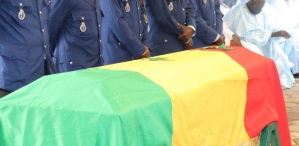 Gendarmerie: Le Commandant de brigade Saguèye Mbaye est décédé ce jeudi