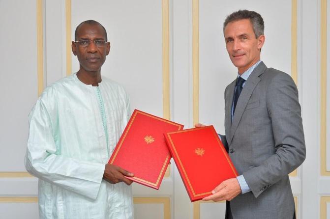 Initiative de suspension du service de la dette: Un nouvel accord de 13, 7 milliards de FCfa signé