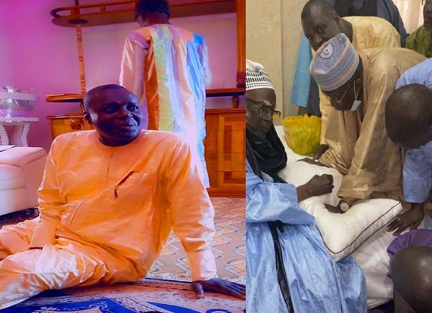Immigration-Paix-Sécurité : le Prix International Cheikh Mourtada Mbacke de Boubacar Sèye a reçu les prières de Serigne Mountakha Mbacké