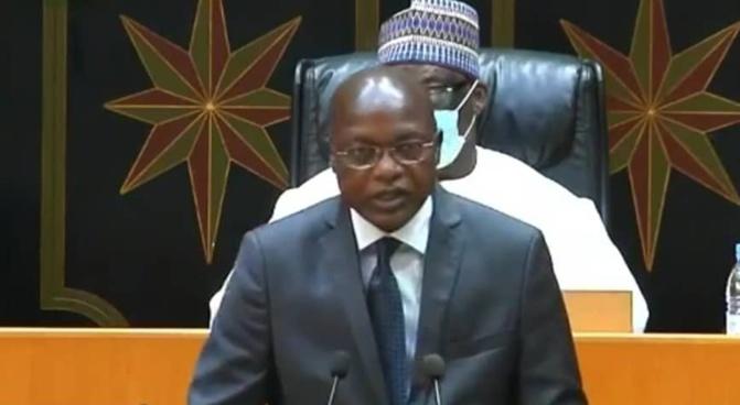 Restitution des conclusions de la mission d'information parlementaire: Oumar GUEYE vante les réalisations du Programme décennal de Lutte contre les Inondations.