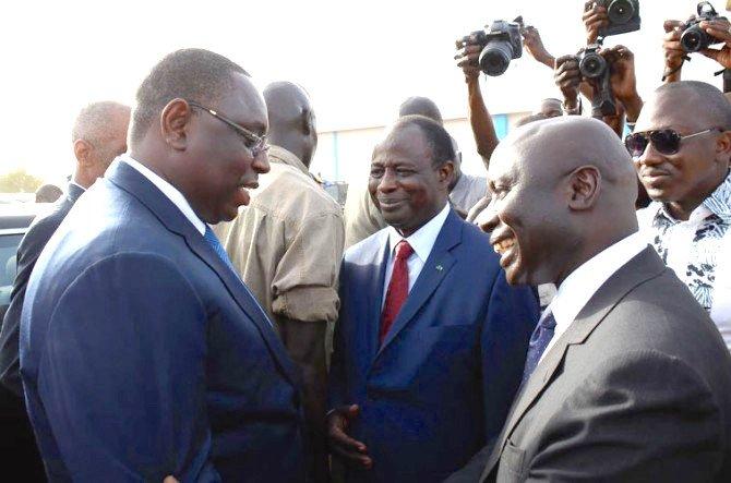 Macky Sall à Thiès: Idrissa Seck étale sa science politique et va battre des...