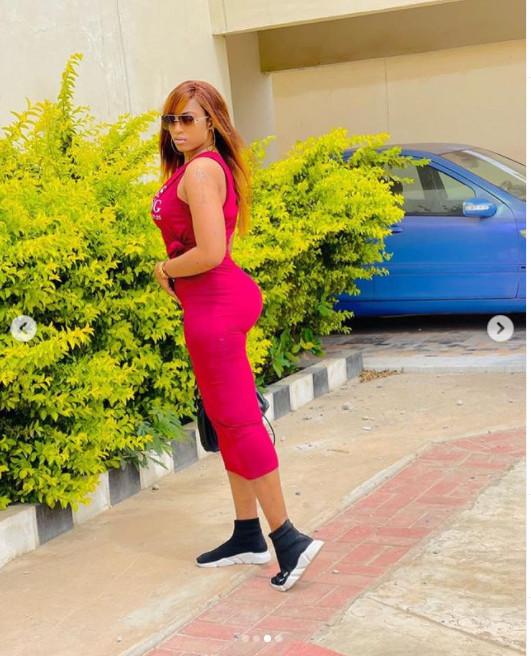Admirez les nouveaux clichés se Shasha de Gallé No Stress (Photos)