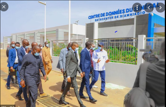 Datacenter de Diamniadio: Macky Sall réclame un cadre réglementaire