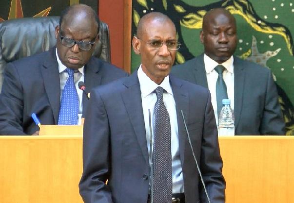 Projections budgétaires 2022 : les précisions du Ministère des Finances et du Budget