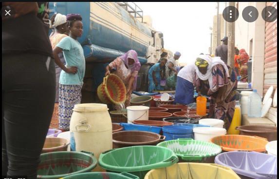 Distribution d'eau: KMS3 sera inaugurée le 10 juillet prochain