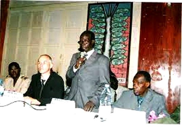 Décès de Djibril Aziz Badiane, président de l'ONDH Sénégal: Hommage et compassion de l'ONG ADHA