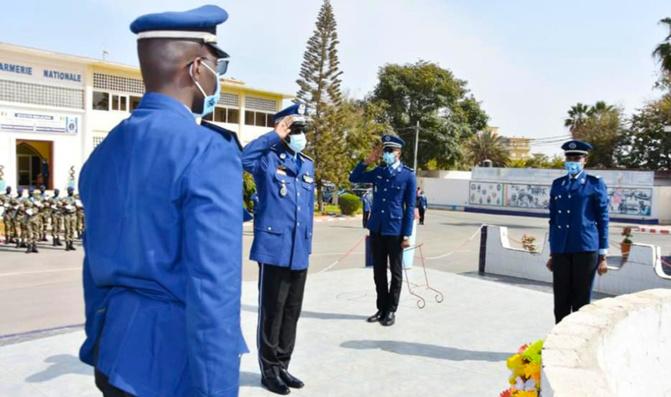 Gendarmerie nationale: La non-désignation d'un haut commandant en second, s'explique