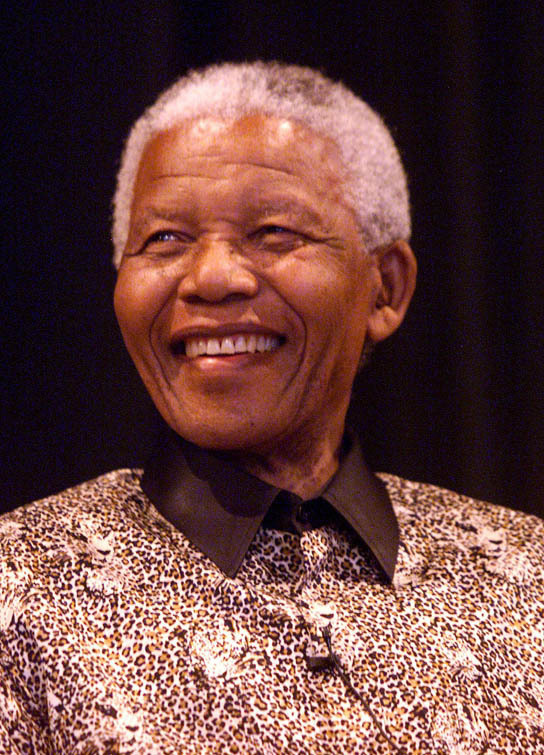 Mandela commence à s'asseoir