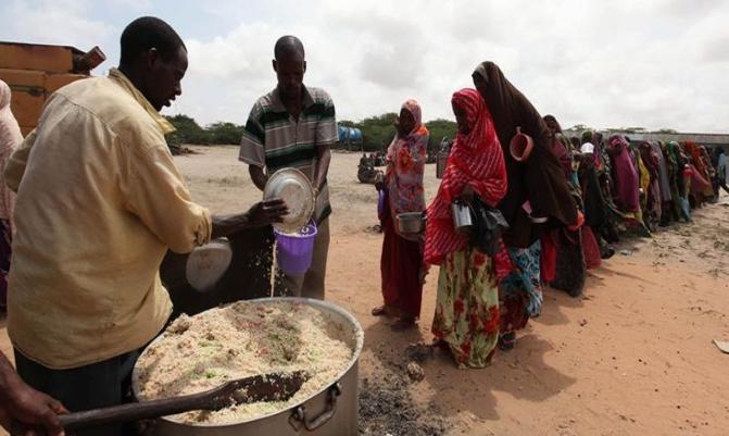 Lourds impacts de la Covid-19: La famine multipliée par six avec la pandémie