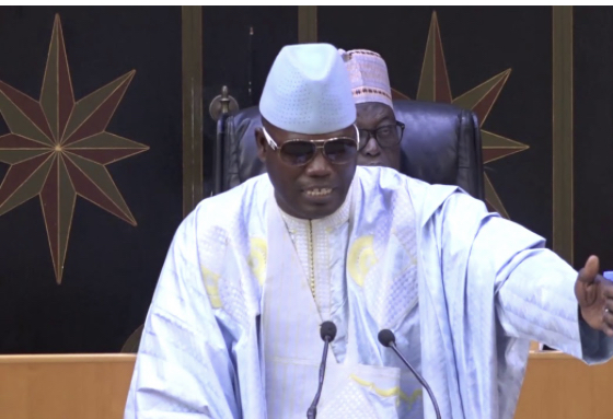 """Cheikh Mbacké Bara Dolly: """"Je ne recherche pas le buzz comme Me El Hadji Diouf, je suis le meilleur"""""""