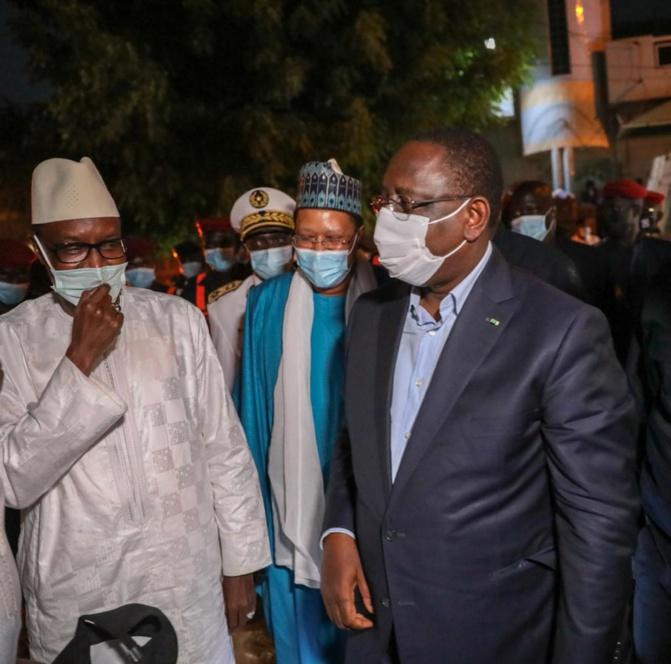 Visite de Macky Sall à Louga: Mamour Diallo au cœur du dispositif et annonce un grand Forum