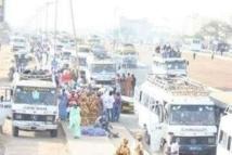 [Audio] Grève de 48 heures dans le transport routier: Les chauffeurs de Touba « lâchent » leurs camarades