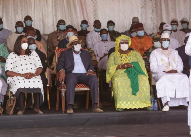 Inauguration du DAC de KMS3 par Macky Sall: Au moins 10.000 emplois espérés