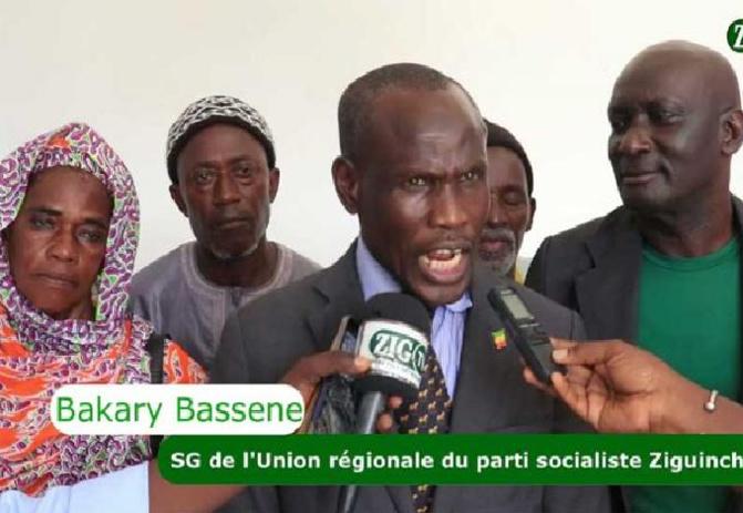 Eventuel troisième mandat de Macky Sall: D'avance, les socialistes de Ziguinchor disent niet