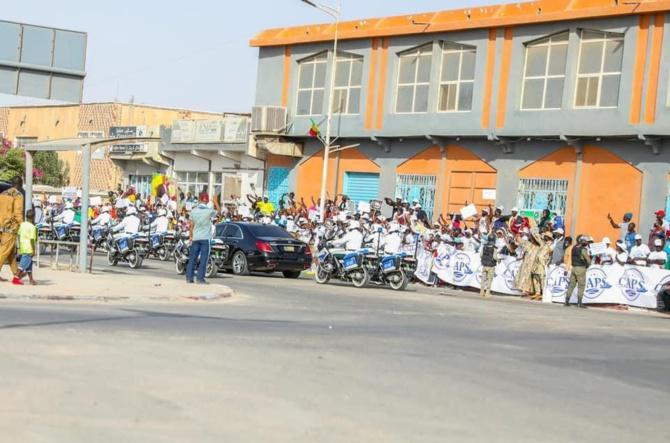 Visite: Arrivée de Marième Faye et de Macky Sall en Mauritanie ce lundi (Photos)