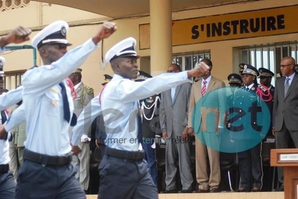[Photos exclusives] DGPN: Anna Sémou Faye officiellement installée