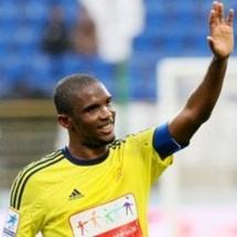 Mercato: Samuel Eto'o se verrait bien, de nouveau, sous les ordres de Mourinho