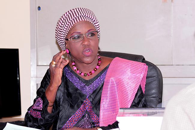Pr. Amsatou Sow Sidibé sur les sanctions à l'Ucad: «J'ai senti que c'était les parents qui étaient sanctionnés»