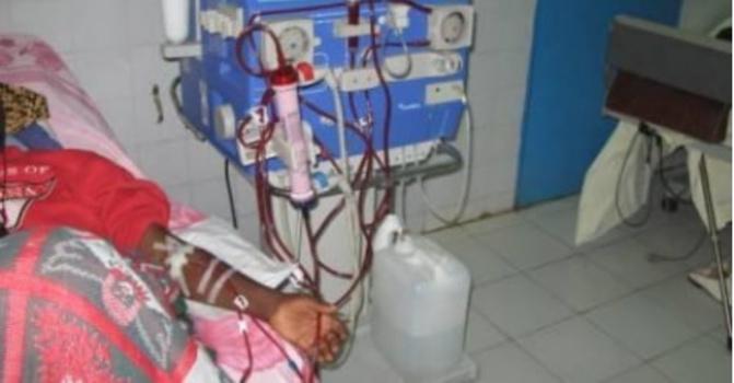 Insuffisance rénale: 40 générateurs et 2 unités de traitement d'eau, réceptionnés