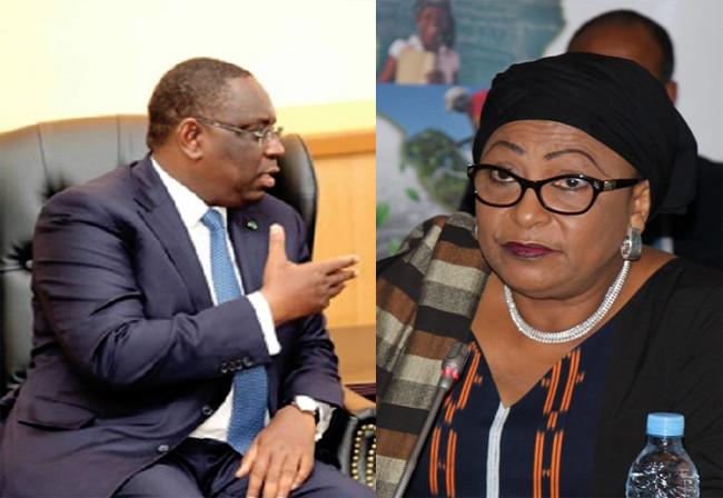 Mairie de Dakar : Soham Wardini, la candidate du Palais ?