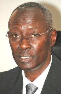 Installation de Mandiogou Ndiaye au Conseil constitutionnel
