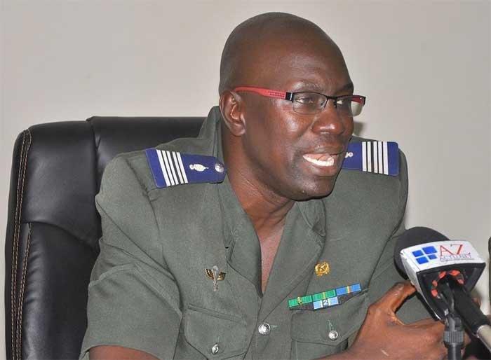 Photos/ Nomination : Daouda Diop, Gouverneur du Palais et Cl Meissa Cellé Ndiaye, Aide de camp, nommés généraux