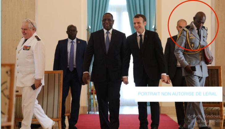 Dépositaire des secrets de la République: Colonel Meissa Cellé Ndiaye, aide de camp du Président Sall, l'incarnation de la discrétion, devient général