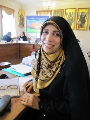 Une femme devient vice-présidente en Iran