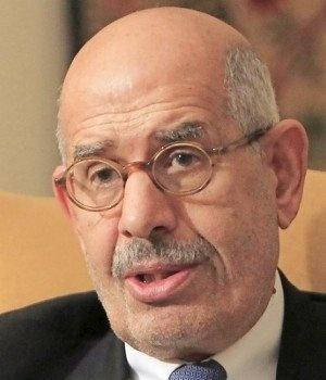 El Baradei démissionne de son poste de vice-président pour protester contre les massacres de l'armée