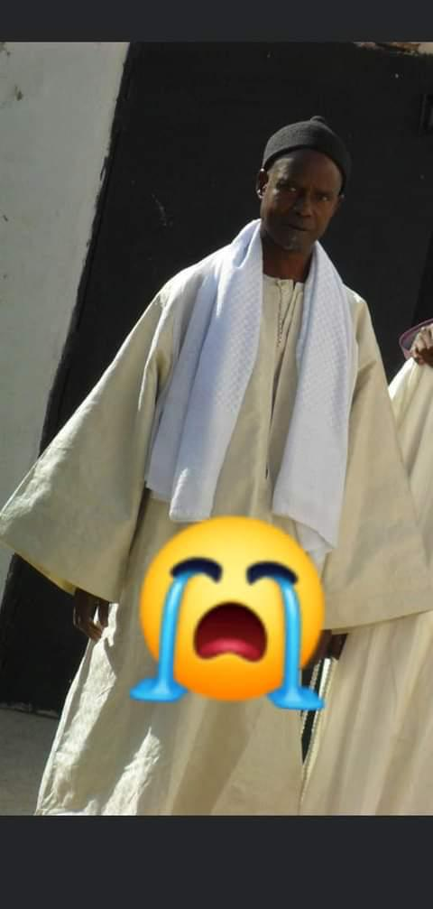 Nécrologie: L'ancien international Modou Sougou a perdu son père